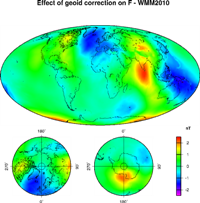 World Magnetic Model - New Software