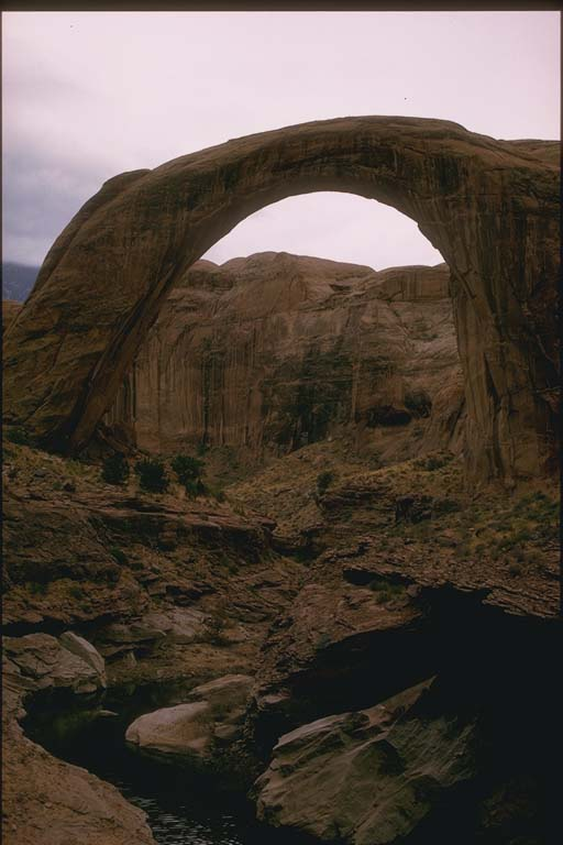 Rainbow Bridge, Arizona