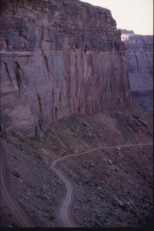 Whittier Trail, Canyonlands, Utah