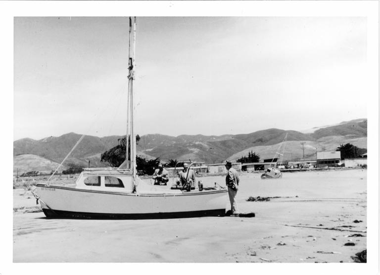 Half Moon Bay, California