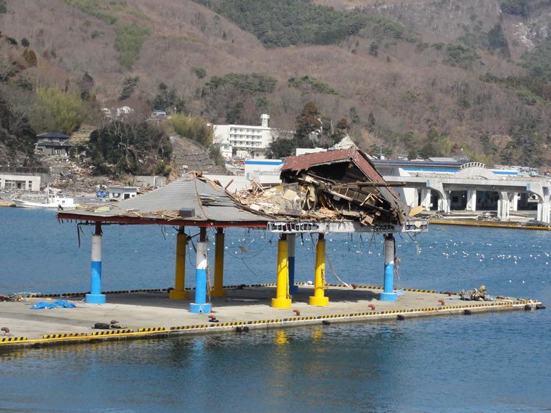 Onagawa Harbor, Ishinomaki