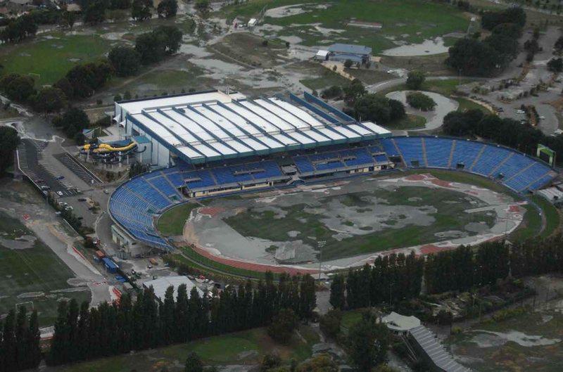 Stadium Liquefaction