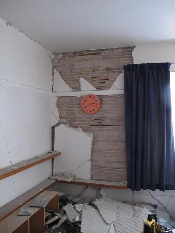 Residential Damage