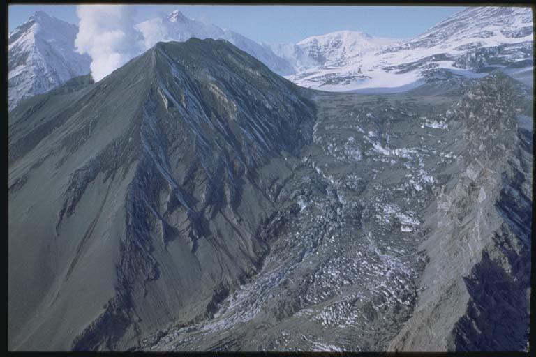 September eruption of Crater Peak