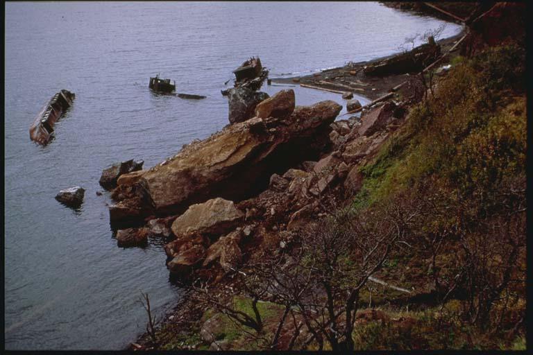 Krabovaya Bay
