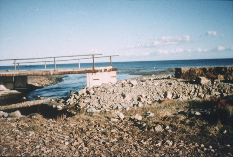 Bridge - Kunashir Island