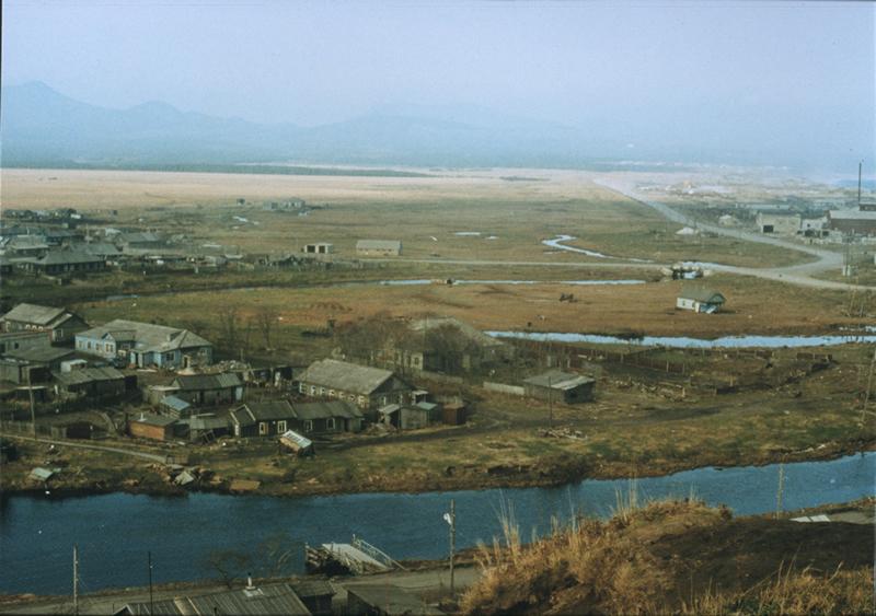 Kunashir Island