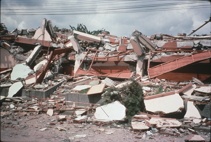 Damage to Infrastructure and Public Buildings