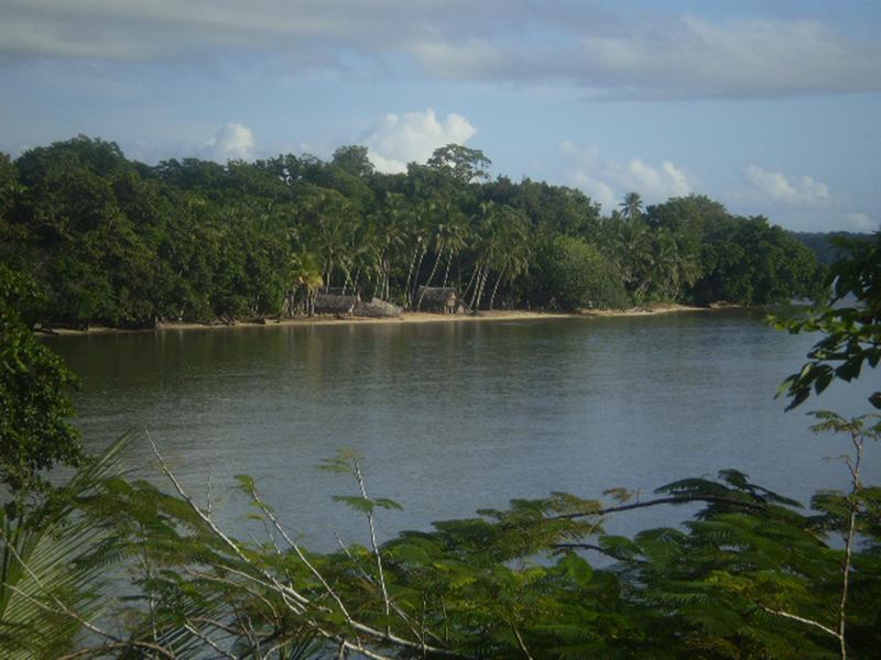 Tsunami Damage at Kelaua
