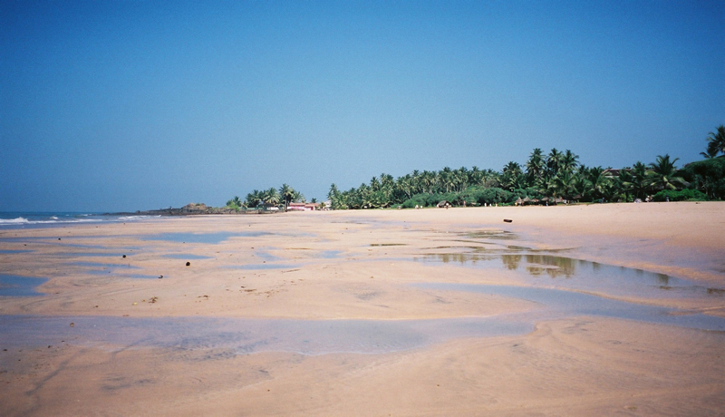 Beach at Triton Hotel, Sri Lanka 1