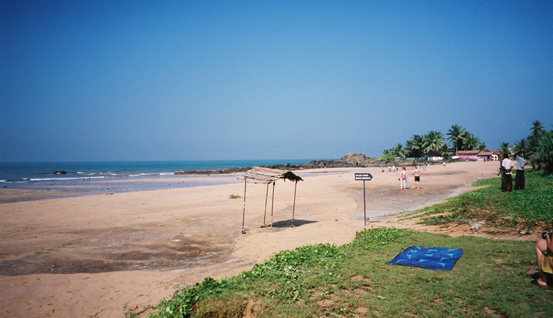 Beach at Triton Hotel, Sri Lanka 2