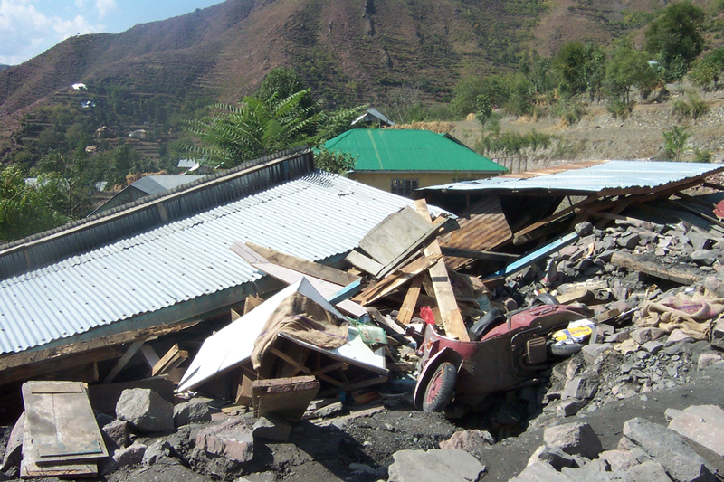 Salamabad village