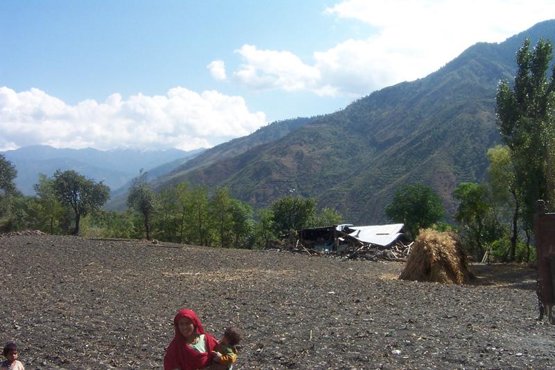 Kamalkot village
