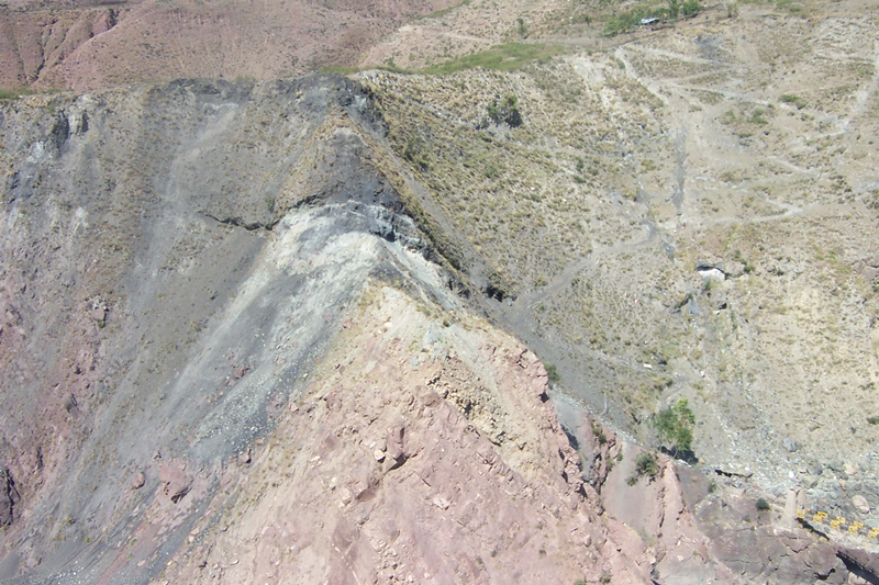 Main Boundary thrust (MBT)