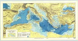 IBCM bathymetric chart, click on icon to see larger version.