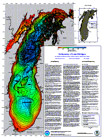 Image for Lake Michigan Bathymetry, Report MGG-11, 1996