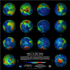 view larger gif image of the Views of the Globe poster.