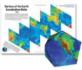 Image for Surface of the Earth Icosahedron, 2004