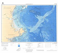 Pacific Ocean Topographic Map.U S Bathymetric And Fishing Maps Ncei