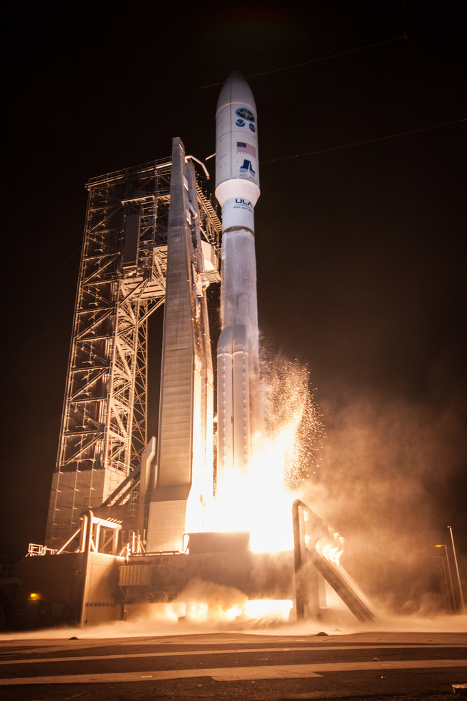 GOES-R Launch on November 19, 2016